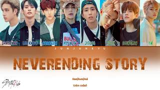 Stray Kids - Never-ending story (Extraordinary You Ost. Part.7) Han Rom Indo (Indosub)