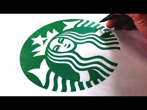 Watch 30 Famous Logo Drawings in 10 Minutes