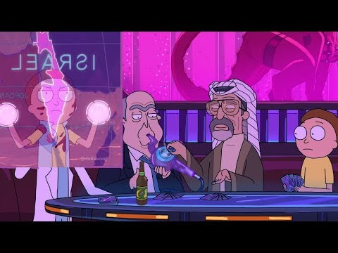 Rick And Morty - All Israel And Palestine Jokes