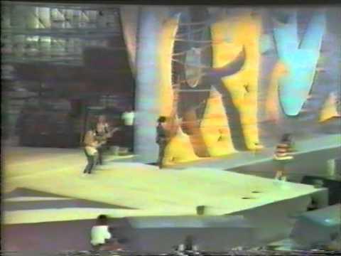 Rolling Stones - Vienna, Praterstadion, 3 July, 1982 (super8)