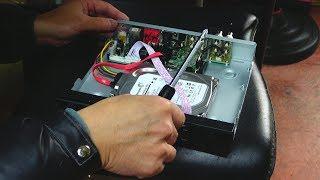 4K KOC KOCOM CCTV 녹화기 고장 구조 분리…