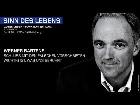 Werner Bartens – Schluss mit den falschen Vorschriften – DAI Heidelberg