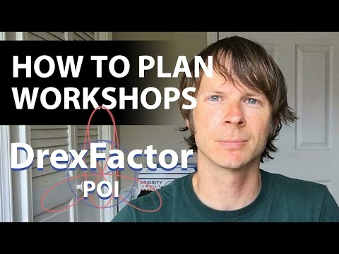 How to Plan and Teach Workshops