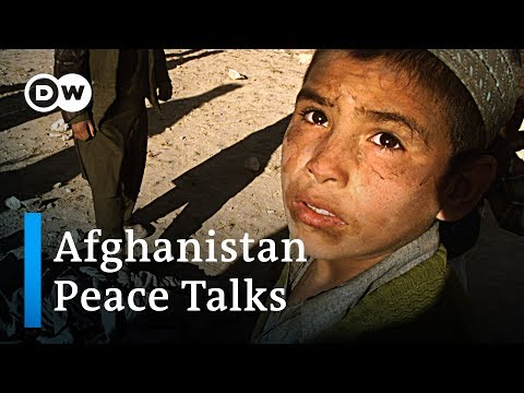 Afghanistan: Sparking violence overshadows peace talks with Taliban | DW News