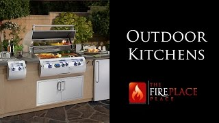 Outdoor Kitchens Atlanta | The Fireplace Place