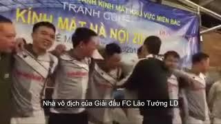 Lão Tướng LD đăng quang ngôi vô địch Ngành Kính Mắt Miền Bắc 2018