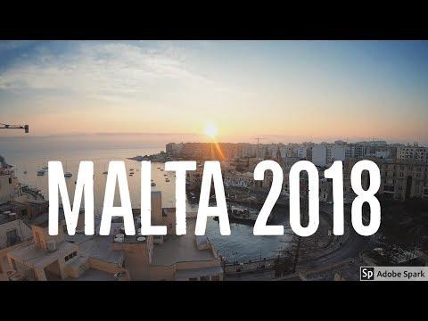 Malta 2018 / 2019 - AMAZING! Best sightseeing & beaches - travel video - Gopro Hero 6