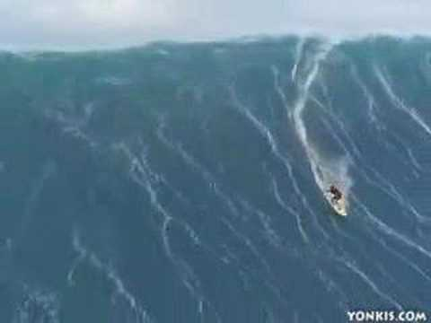 Surf's up! 64-foot monster wave recorded in Southern Ocean