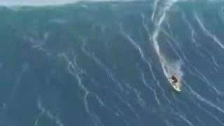 Giant wave (Mike Parsons at Cortez Bank / California)