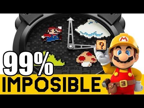 NIVELES 99% IMPOSIBLES #28: Precisión Perfecta! | Super Mario Maker | ZetaSSJ