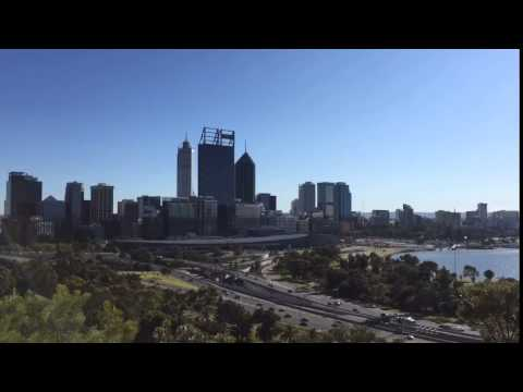 Perth City Time Lapse
