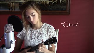 Citrus - Holly Henry - Cover by Brittin Lane