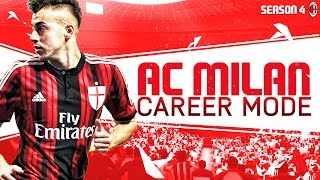 FIFA 16 | AC Milan Career Mode | S4E8 | Step aside, topplayers! Youth taking over