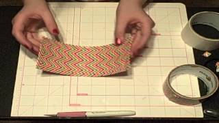 Duct Tape Bow Tutorial Thumbnail