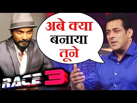 RACE 3 FLOP के कारन, Salman Khan ने कर दी Remo की अगली फिल्म REJECT