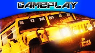 [PS2 GAMEPLAY] Test Drive Off Road Wide Open