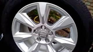 Диски с шинами на Audi A4 Allroad R17, оригинальные, новые(Диски с шинами на Audi A4 Allroad R17, оригинальные, новые, с выставочных машин автосалонов Audi в Европе. С заводскими..., 2016-06-04T11:02:54.000Z)