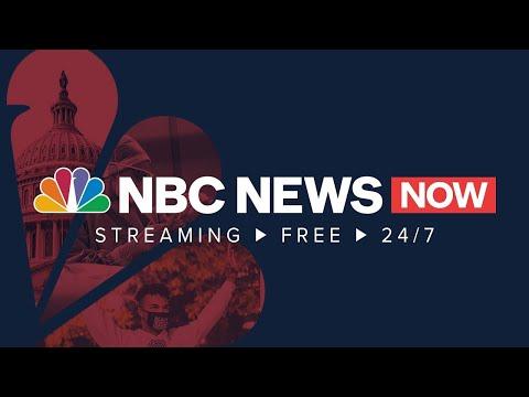 LIVE: NBC News NOW - October 21