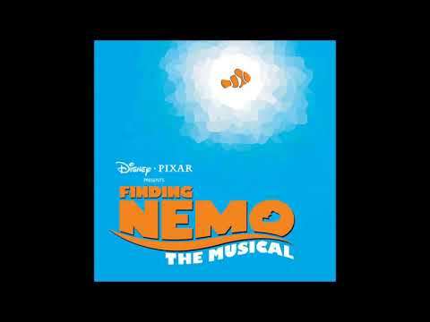 Finding Nemo The Musical -  Just Keep Swimming - DEMO KARAOKE BACKINGTRACK