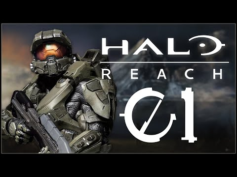 Halo: Reach - The Master Chief Collection - Ep.01!