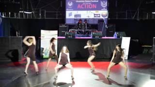 LIFE in DANCE | Strip Dance Pro Small group @ ACTION Ukrainian Dance Festival 2016