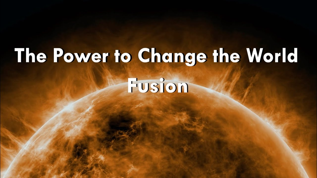 Introduction to fusion energy