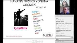 eSeminer Kemal İslamoğlu -Temel İnsan İhtiyacı-