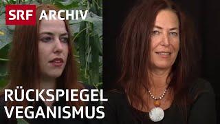 Veganismus in der Schweiz (1995) | SRF Rückspiegel | SRF Archiv