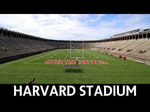 Harvard Crimson - Harvard Stadium (College Football)