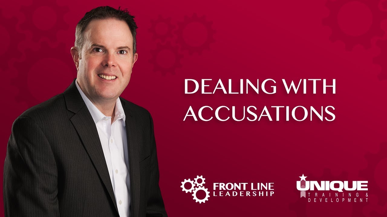 Download Dealing With Accusations