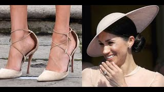 Why the Duchess of Cambridge always wears shoes that are too big for her