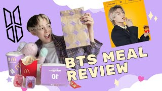 [BM SUB] BTS Meal Review!! Is the hype worth it?