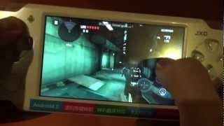 Обзор игровой консоли JXD S602 за $65