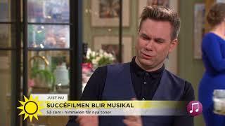 Succéfilmen blir musikal - Nyhetsmorgon (TV4)