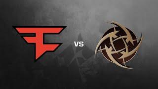 🔴 [RU] FaZe Clan vs. NiP - ESL Pro League / bo3 / 1080p ФЭЙЗ ПРОТИВ НИП