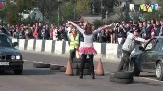 видео Авто : В Украине будут популяризовать ремни безопасности в авто