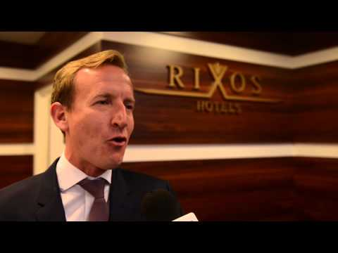 Mr. Alexander Schneider, general manager, Rixos The Palm Dubai
