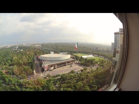 Presidente InterContinental Mexico City room tour