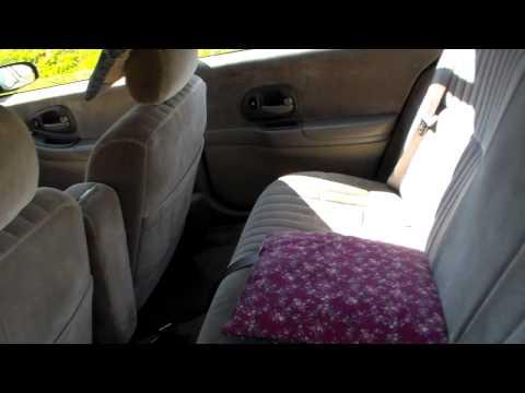 2001 Chevrolet Lumina Review