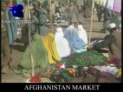 AFGHANISTAN MARKET