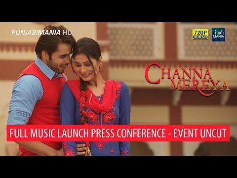Channa Mereya Full Punjabi Movie Music Launch | Ninja, Amrit Maan, Pankaj Batra | White Hill Music