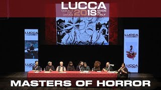 [Lucca Comics & Games] Masters of Horror
