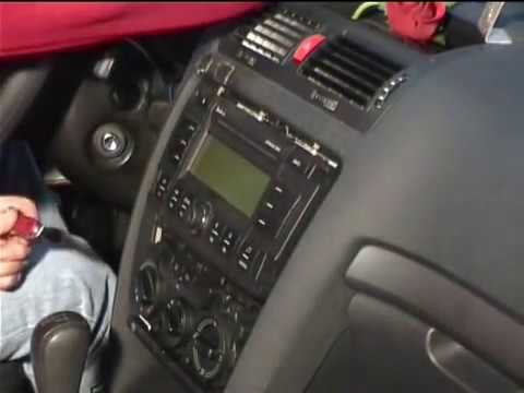Remove radio skoda octavia / Radio Skoda octavia / Car Audio Las Fuentes