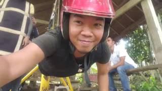 bohol adventure loboc zipline