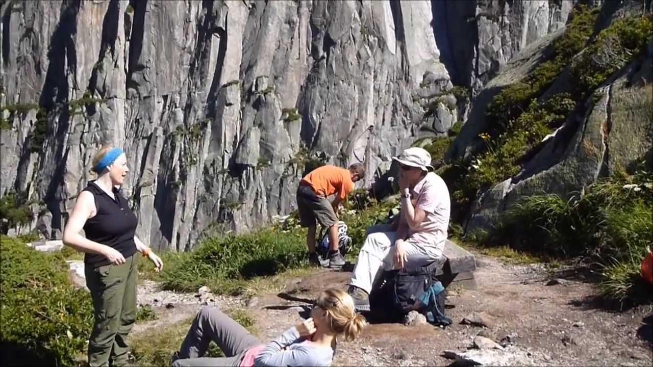 Klettersteig Diavolo : Via ferrata del diavolo der wahrscheinlich teuflischste