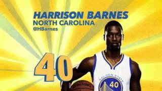 Golden State Warriors 2015 Finals Intro