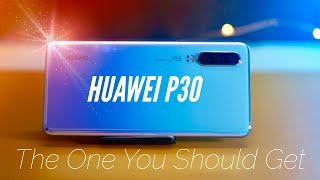 Huawei P30 Review: Better Than The P30 Pro?