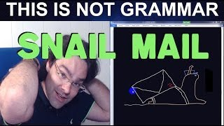 Snail Mail Idiom Internet Vocabulary Business English Technology Terms Email Expressions