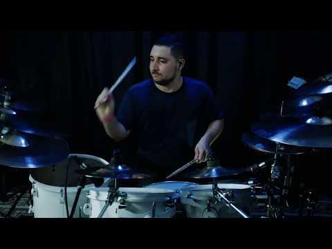 """Trivium - """"Sever The Hand"""" (Alex Bent Drum Playthrough)"""
