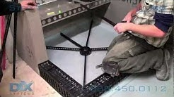 How to Install Positive Weep Step 7 Quick Pitch / Weep Hole Protector for Dix Systems OneLiner